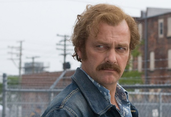 Go Greene: Ray Stevenson as a badass '70s gangster in the shot-in-Detroit film Kill the Irishman.