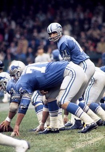 Greg Landry is the last Lions quarterback to play in an NFL Pro Bowl. - SPOKEO.COM
