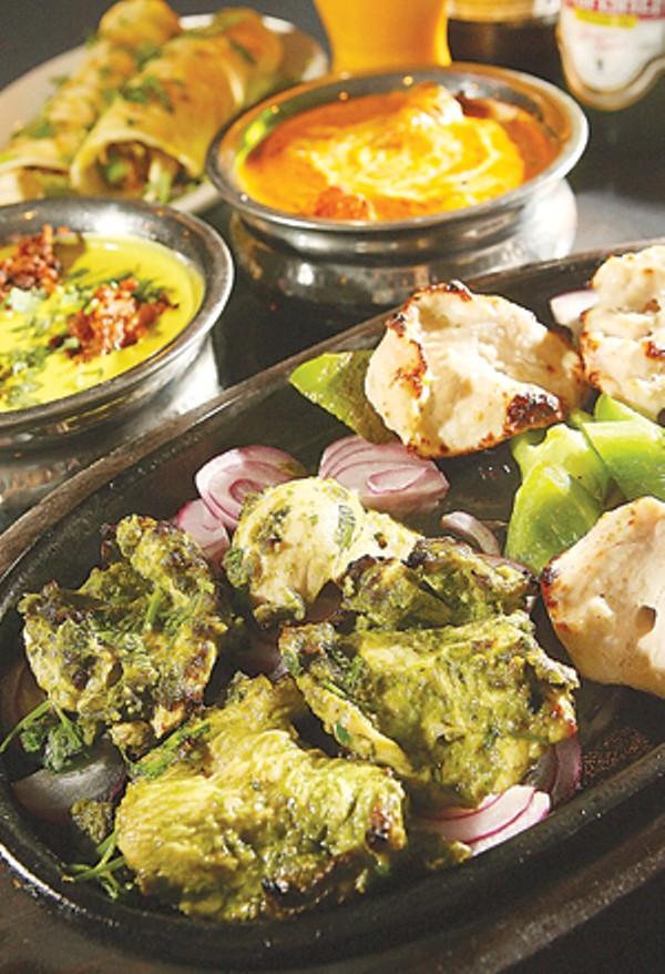 Best Indian Food In Detroit Area