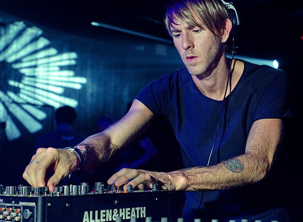 """Hawtin in Austin: """"I plan to just annihilate the world this year."""""""