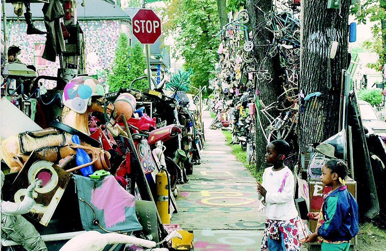 heidelberg project New podcast a new statue by brooklyn-based artist kaws is creating quite a stir in detroit detroit lions coach matt patricia and the lions will not be disciplined.