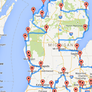 "Here's an ""optimal Pure Michigan road trip"""