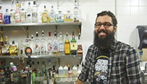 Hot Shotz: Rock City Eatery's Ricky Ruggero teaches us how to make a cucumber margarita