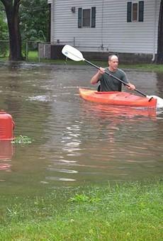 How I survived the Detroit flood of 2014