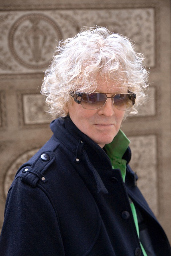 Ian Hunter: A universal deliveryman.