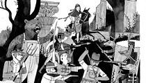 Illustrator Carson Ellis on how not to over-think children's books