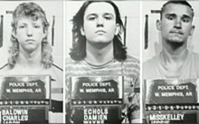 In 1993, three teenagers into heavy metal were locked up for a crime they didn't commit.