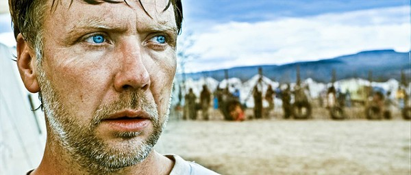 In a Better World: Mikael Persbrandt is Anton.