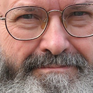 In case you are totally stressed out like I am right now, here's some lovely drone music by Phill Niblock