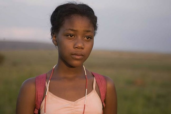Innocence lost: Khomotso Manyaka as Chanda in Life, - Above All.