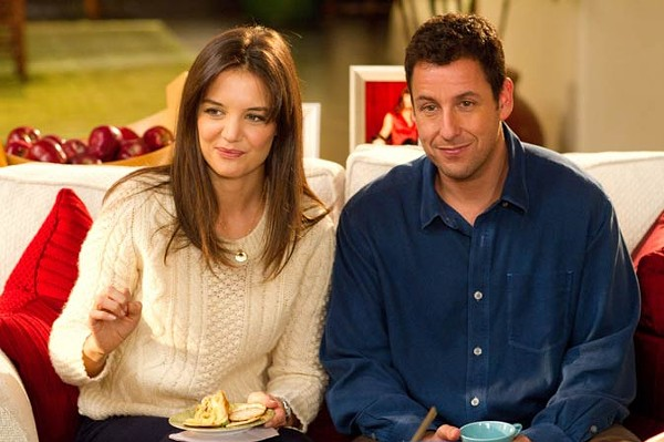 Jack and Jill: Sandler does his best to ruin Katie Holmes' acting career.