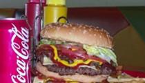Jaws Jumbo Burger