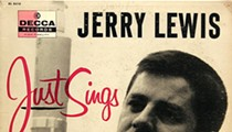 Jerry Lewis - Jerry Lewis Just Sings (1956)