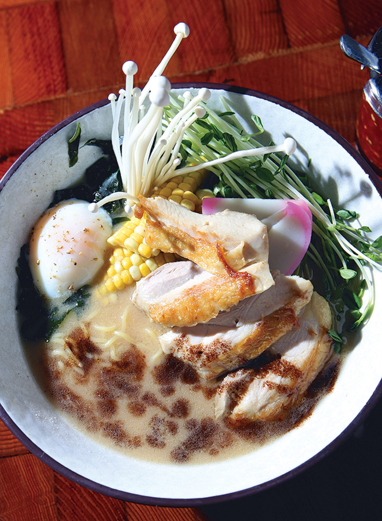 Calendar Craze May : Johnny noodle king serves up its own twist on the ramen
