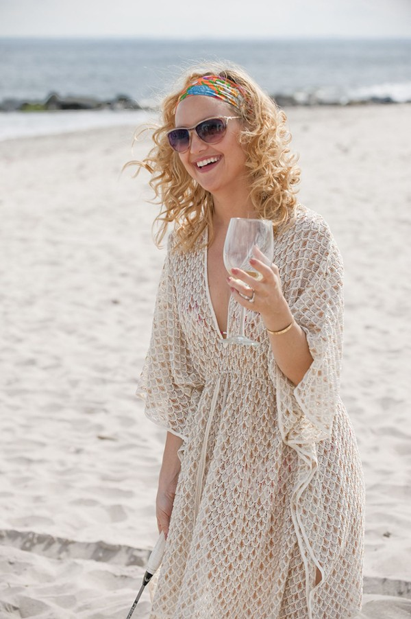 Kate Hudson: a breezy fusion of star and theme in Something Borrowed.