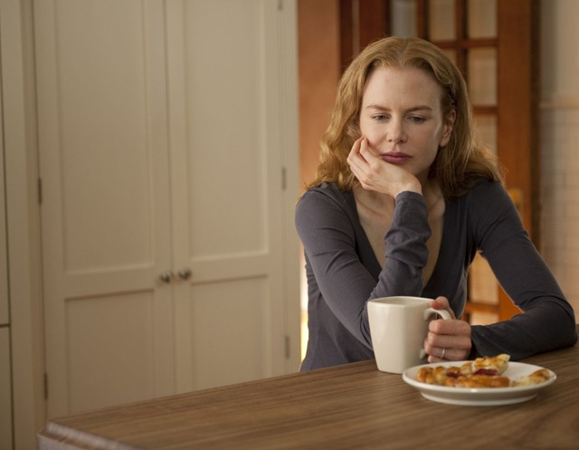 Kidman: Some grief-porn with coffee?