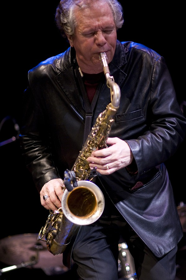 Krivda remembers Pekar as deep, serious listener whose passion for jazz never waned.