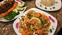Libations and lamb are good reasons to check out Cleopatra Mediterranean Grill