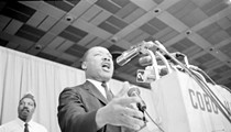 Listen to Martin Luther King's 1963 speech at Cobo Hall