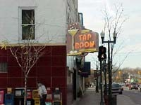 Live blues at The Tap Room - METRO TIMES PHOTO / LARRY KAPLAN