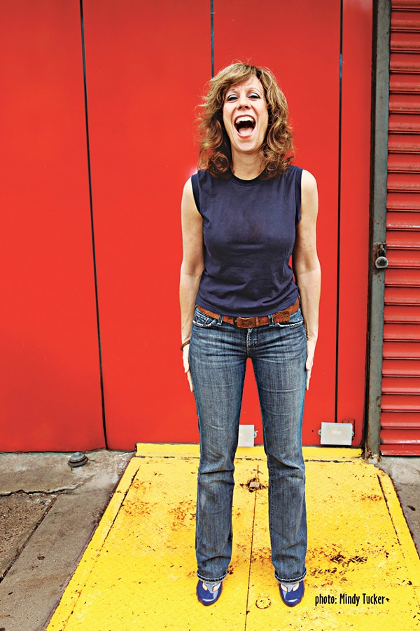 Lizz Winstead's tour brings laugh for a good cause: Planned Parenthood.