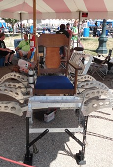 Maker Faire Detroit 2012