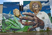 """Mano de Obra Campesina (Hand of the Peasant Labor)"" by Dasic Fernandez"