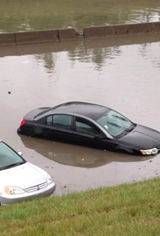 Metal theft a possible factor in major Detroit flooding