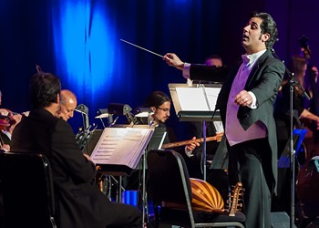National Arab Orchestra aims to spark a musical awakening