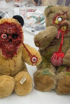 Michigan-made Scare Bears