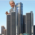 Michigan should be Thankful for George W. Bush