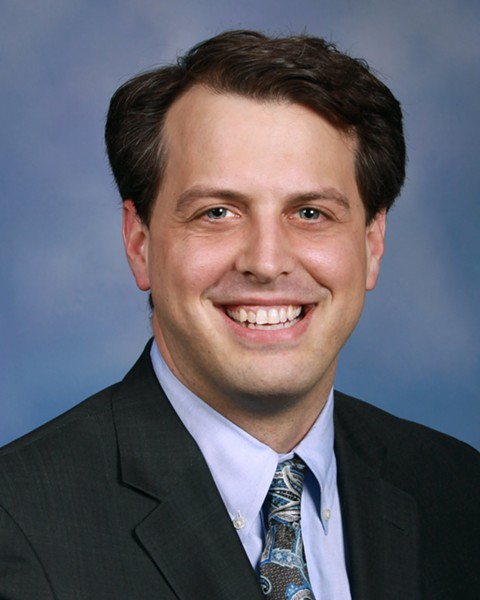 Michigan state Rep. Jeff Irwin (D-Ann Arbor) - MICHIGAN HOUSE