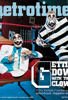 More than a few words with ICP's Violent J