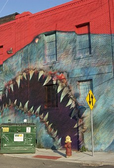 Most recently, 1XRUN facilitated a three-story mural by L.A. artist Shark Toof in Eastern Market.