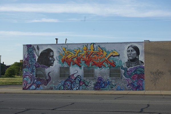 Native Americans by Sintax