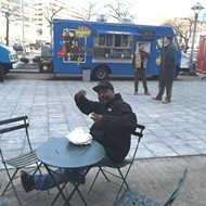 Food trucks return to Cadillac Square