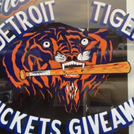 Detroit barber shop shows world just how hard it is to draw a tiger