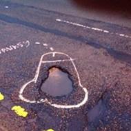 A solution to Detroit's pothole problem?