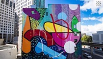 New Hense-designed mural debuts in Detroit today