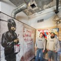Packard Plant owner wants Banksy painting returned to site