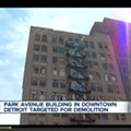 News Hits: Petitioners seek to save Park Avenue Building in Detroit