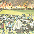 No city has fire flaring up in its history quite like Detroit