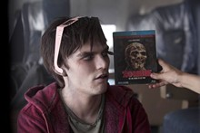 No, not that kind of zombie. In Warm Bodies, it's a cute one.