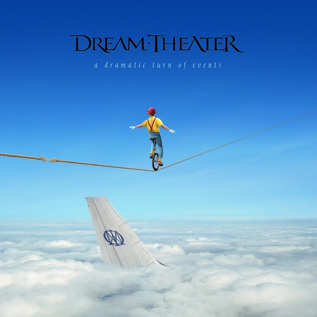 Number one this week: Dream Theater - A Dramatic Turn of Events