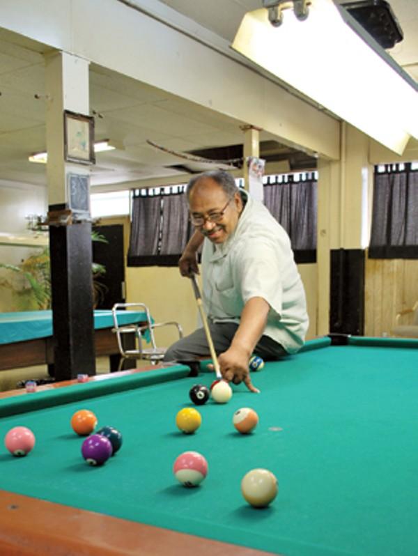 Oldschool Pool Culture Detroit Metro Times - Old school pool table