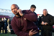 """Operator: """"I have a call for the Ro— er, I mean, for Johnson? Mr. Dwayne Johnson?"""""""