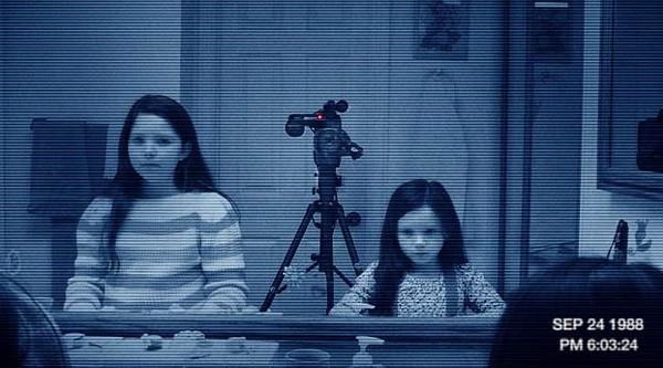 Paranormal Activity 3: Children in mortal danger.