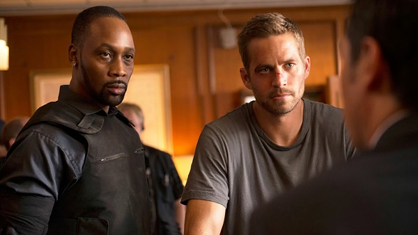 "Paul Walker ""goes native"" as a Detroiter in this really dumb actioner. - COURTESY PHOTO."