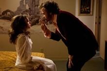 Peter Sarsgaard plays a hustler husband who makes his stripper wife Linda Lovelace (Amanda Seyfried) a porn superstar.