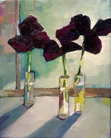 LAURIE MUELLER - Pinots & Petals